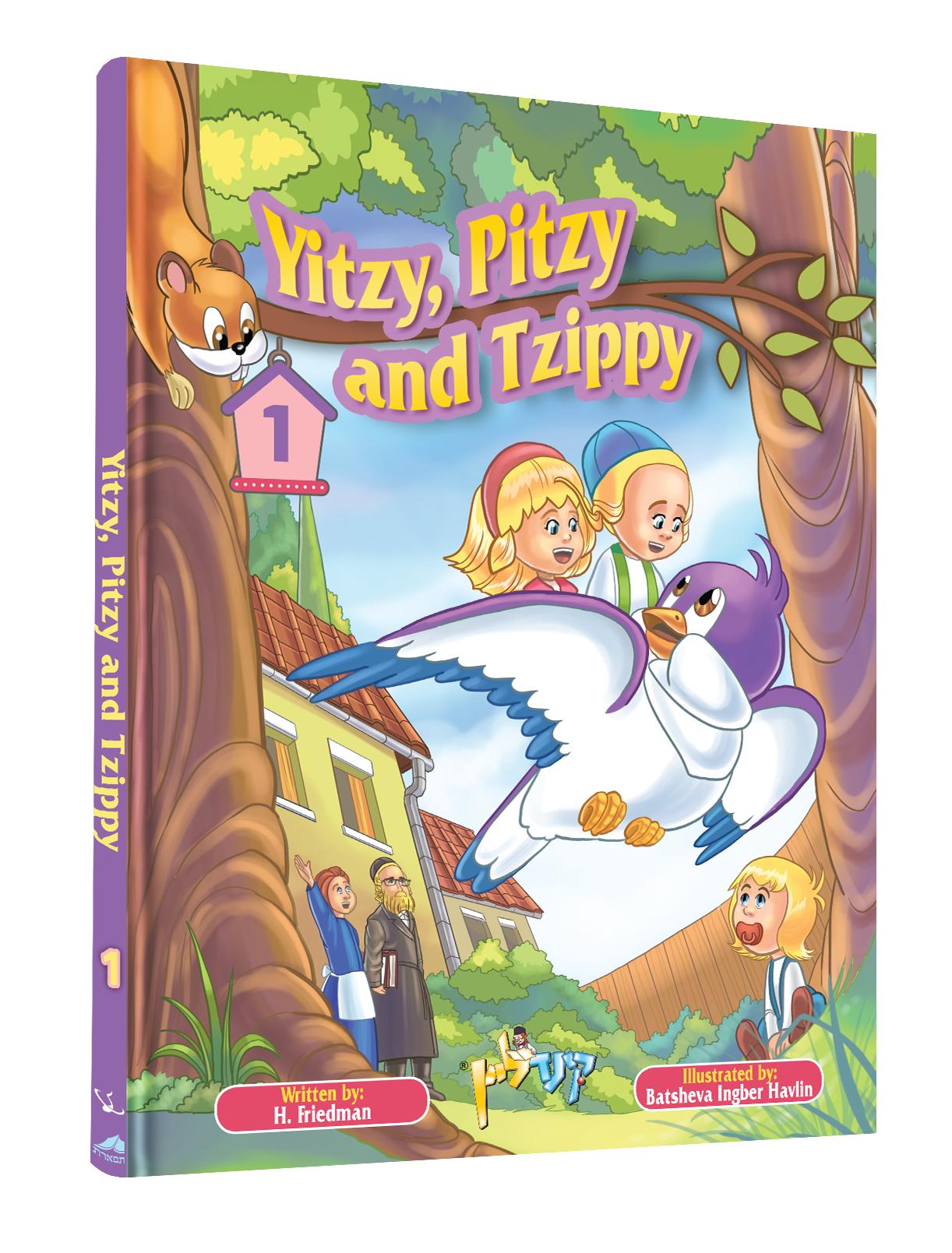 Yitzy,Pitzy And Tzippy