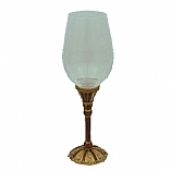 Jeweled Glass Siena Kiddush Cup
