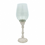 Jeweled Glass Alba Kiddush Cup