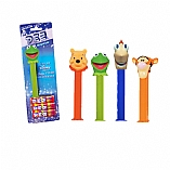 Best of Pixar Characters Dispenser in Blister Pack with 3 Kosher Pez Refill Candies