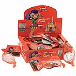 Chanukah Parve Chocolate Coins / 24 Sacks
