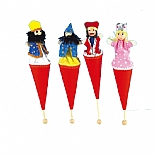 Purim Pop Up Puppets / Set of 4