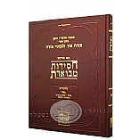 Chassidus Mevueres on Moadim / Volume One