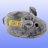 Plush Meeskeit the Mouse Chewish Squeak Treat Toy