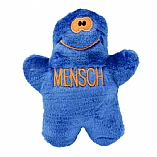 Plush Mensch Chewish Squeak Treat Toy