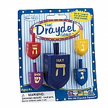 Enamel Wood Painted Dreidels / 5 Pack