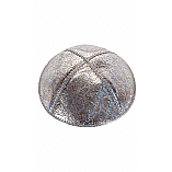 FL-116 Fancy Foil Embossed Leather Kippah