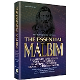 The Essential Malbim - Flashes of Insight on Vayikra, Bamidbar and Devarim