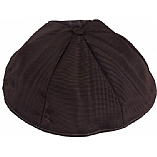 Brown Moire' Kippah