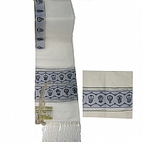 Shvatim - Twelve Tribes of Israel Tallit Set