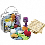 Deluxe Soft Plush Seder Set