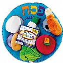 Soft Plush Seder Set
