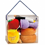 Soft Plush Rosh Hashanah Set