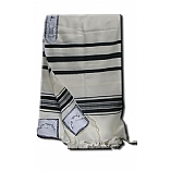 Children's Imitation Wool (Acrylic) Tallit