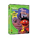 Shalom Sesame The Land of Israel DVD