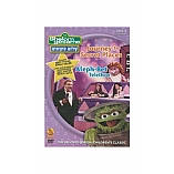 Shalom Sesame Journey to Secret Places Aleph Bet Telephon DVD