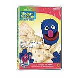 Shalom Sesame It's Passover Grover DVD