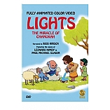Lights - The Miracle of Chanukah DVD