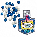Hanukkah Chocolate Pearls in Dreidel Shaped Box